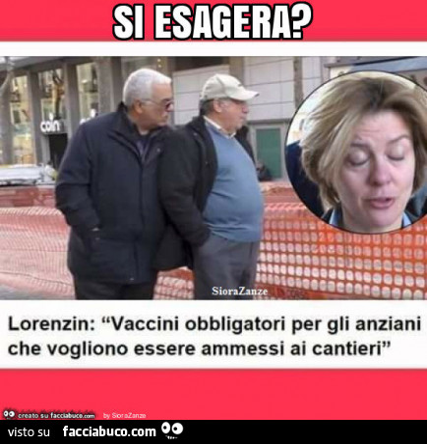 Eccezionale Tutti i meme su Beatrice Lorenzin - Facciabuco.com XJ93